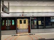 Diamond Hill Tuen Ma Line Phase 1 platform 2 23-03-2020