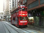 Hong Kong Tramways 36 Happy Valley to Kennedy Town 10-09-2014