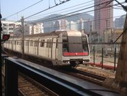 015 MTR Island Line 26-03-2016
