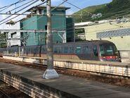 A Train Tung Chung Line 04-07-2018