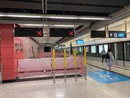 Hung Hom new West Rail Line platform 20-06-2021(2)