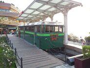 Old Peak Tram for customer service counter 3