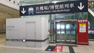 Kowloon Station lift number PL8 16-05-2020