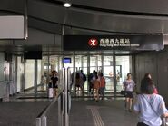 West Kowloon Station entry 1