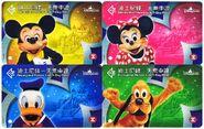 迪士尼綫一天乘車證 Disneyland Resort Line 1-Day Pass 第二套