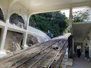 Barker Road platform 28-06-2020