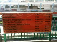 Chung Fu stop exit information 03-06-2013