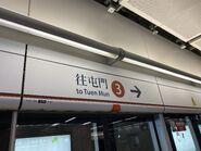 Hung Hom Tuen Ma Line platform route map 27-06-2021(3)