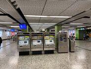 Ticket Machine in Shek Kip Mei Station 27-07-2020