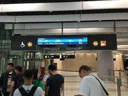 XRL ready aboard gate