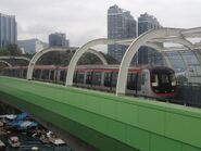 A512(002) MTR South Island Line(Animal-Themed Train) 07-04-2017