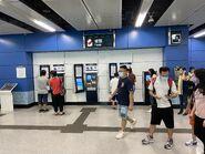 To Kwa Wan ticket machine 27-06-2021