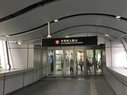 West Kowloon Station entry 2