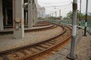LRT Depot Track Diverge-1