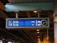 LRT Destination Display