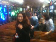 Peak Tram compartment 06-01-2015