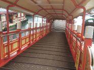 Sham Wan to Jumbo Kingdom corridor in Sham Wan Pier