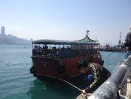 Coral Sea 18A Sai Wan Ho to Lei Yue Mun(Sam Ka Tsuen) 26-03-2016(2)