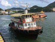 Coral Sea 8A Lei Yue Mun(Sam Ka Tsuen) to Tung Lung Chau 25-06-2017(3)