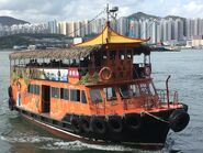 Coral Sea 18A Sai Wan Ho to Lei Yue Mun(Sam Ka Ttsue) 25-06-2017