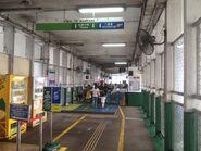 Tsim Sha Tsui Ferry Pier entry gate