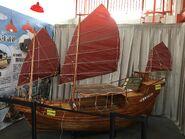 Sam Ka Tsuen Ferry Pier Duk Ling model 25-06-2017