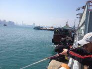 Sam Ka Tsuen Pier stay place 26-03-2016