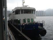 Tsui Wah 32 Tsui Wah Ferry Ma Liu Shui to Tap Mun 20-03-2016