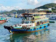 AM40207K Kitty's Boat Sai Kung to Half Moon Bay 11-07-2020