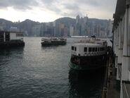 Tsim Sha Tsui ferry Pier have some ferry