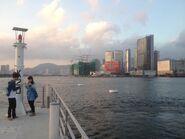 Kai Tak Public Pier view 11-12-2016