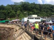 Tap Mun Pier passengers 3