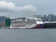 Dream Cruises Genting Dream 16-07-2021