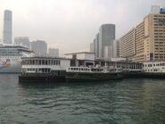 From Ferry to see Tsim Sha Tsui Ferry Pier