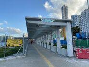 To Temporary Landing Steps at King Wan Street road 16-05-2021