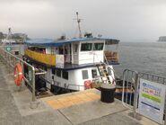 Ma Liu Shui to Lai Chi Wo ferry in Ma Liu Shui Landing No 3