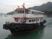 Wing Yip 10 Discovery Bay to Peng Chau 26-02-2017