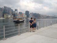 Kwun Tong to Cruise Terminal kaito in the sea and next to Kai Tak Public Pier(3)