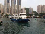 Tsui Wah 8 Tsui Wah Ferry Aberdeen to Lamma Island(Yung Shue Wan) 10-05-2016(5)