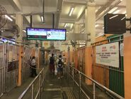 Cheung Chau Ferry Pier entry gate 28-08-2019