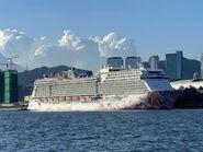 Dream Cruises Genting Dream 15-07-2021