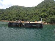 Sham Chung Pier whole view 07-05-2016