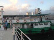 Passengers take photo in Kai Tak Public Pier 11-12-2016
