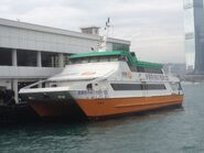 First Ferry VIII NWFF Central to Cheung Chau 04-02-2017