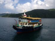 Tsui Wah 18 Tsui Wah Ferry Wong Shek to Tap Mun 07-05-2016(3)