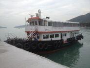 Wing Yip 10 Peng Chau Kaito Discovery Bay to Peng Chau 26-02-2017(2)