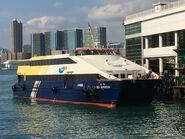 SEA SUPERIOR Central to Peng Chau 24-04-2019