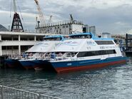 Two Sun Ferry include First Ferry IX 14-09-2021