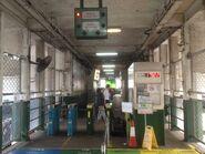 Tsim Sha Tsui Ferry Pier entry gate 3