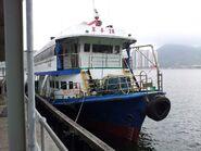 Tsui Wah 28 Tsui Wah Ferry Ma Liu Shui to Tung Ping Chau 28-02-2015(3)